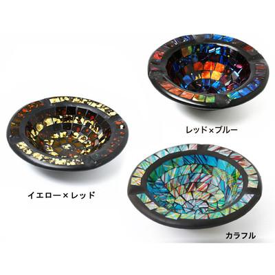 モザイク灰皿