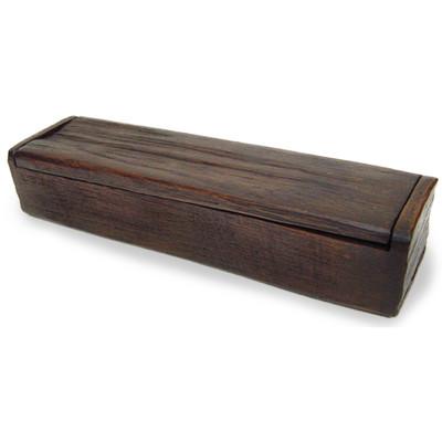 長方形ウッドボックス