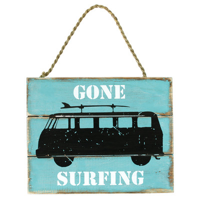 ウッドボード GONE SURFING