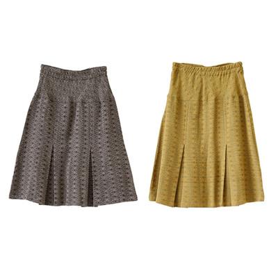 【Shanti】アーストーンジャカード スカート ★特価★