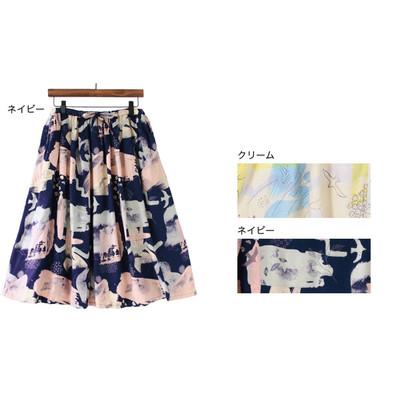 【PORINA】冬の空 スカート ★特価★