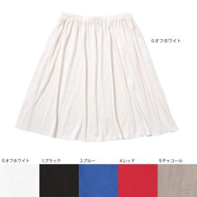 【Shanti】ソフト無地カットソー スカート ★特価★