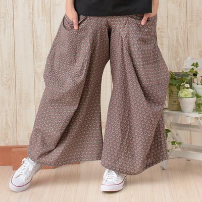 【Shanti】パンツ カーナ