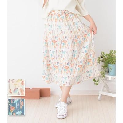 【PORINA】 ドリームマッシュ スカート