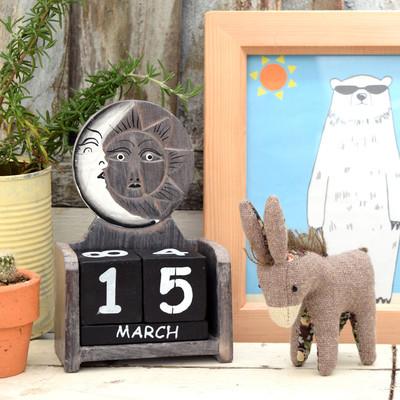 月と太陽カレンダー