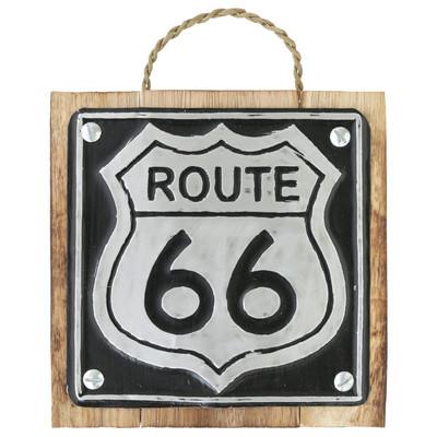 アルミ サインボード ルート66
