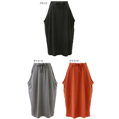【PORINA】プレーン起毛カットソー スカート ★特価★