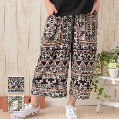 【Shanti】パンツ アフリカン