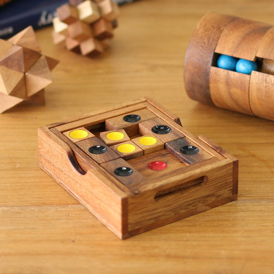 ウッドパズル 脱出ゲーム