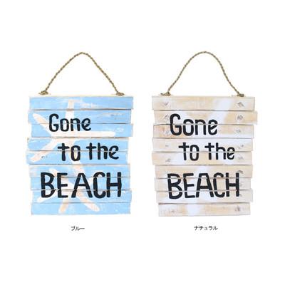 ウォールデコレーション GONE TO BEACH