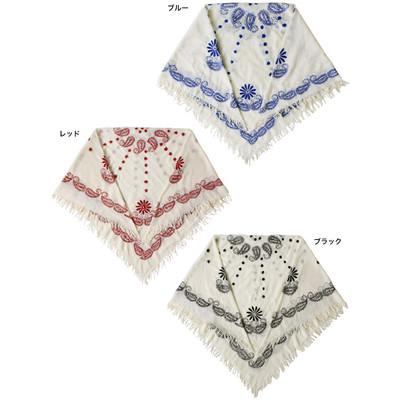 マハラニ刺繍スカーフ ★特価★