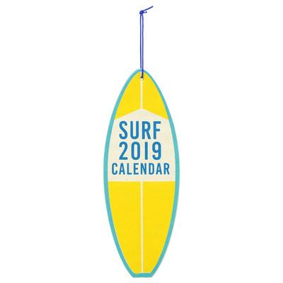 シェイプカレンダー サーフボード