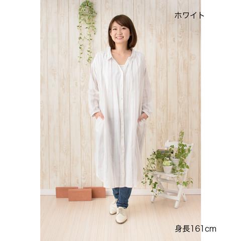 ホワイト 着用イメージ