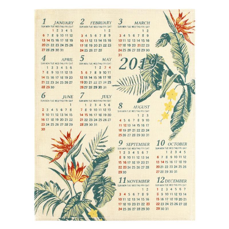 ジュートカレンダー エルバ